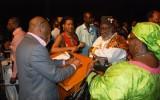 Séance de dédicaces à Douala - Cameroun